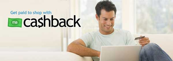 Earn cashback on purchases when you shop at Market America