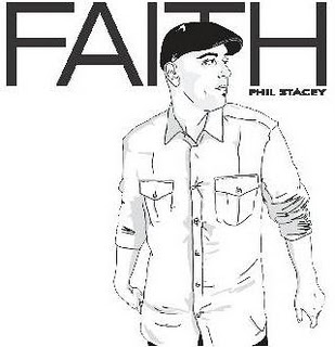 Order Phil Stacey's new album, Faith exclusively through Conquer Entertainment