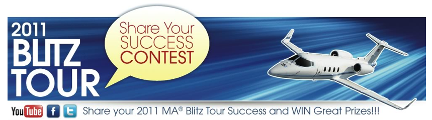 Share Your Success Story with Market America