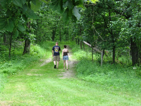 Walking is an important form of exercise for National Fitness and Sports Month