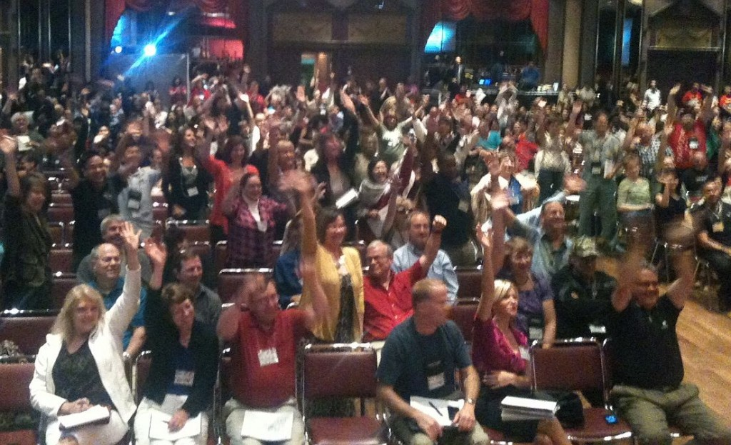 MAIC2012 breakout attendees clamor for Opuvita