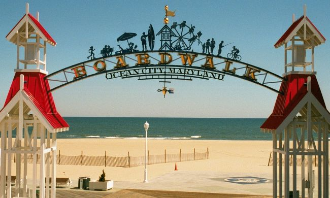 Ocean City, Maryland: Host for Market America 2012 Product Symposium