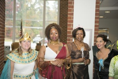 Headquarters Halloween showed off everyone from fairy tales to Egyptian Queens!