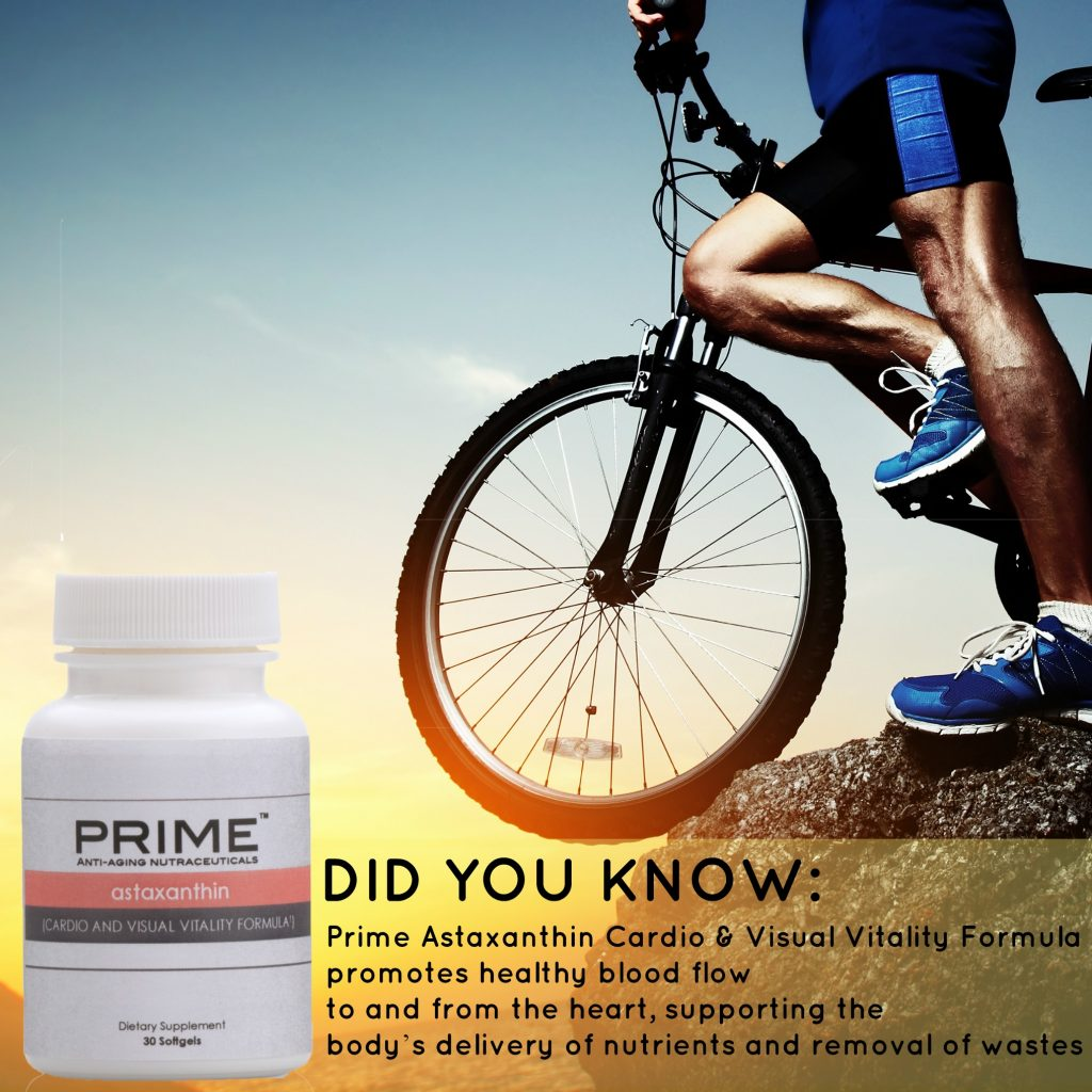 Did You Know…All About Prime Astaxanthin Cardio and Visual Vitality Formula