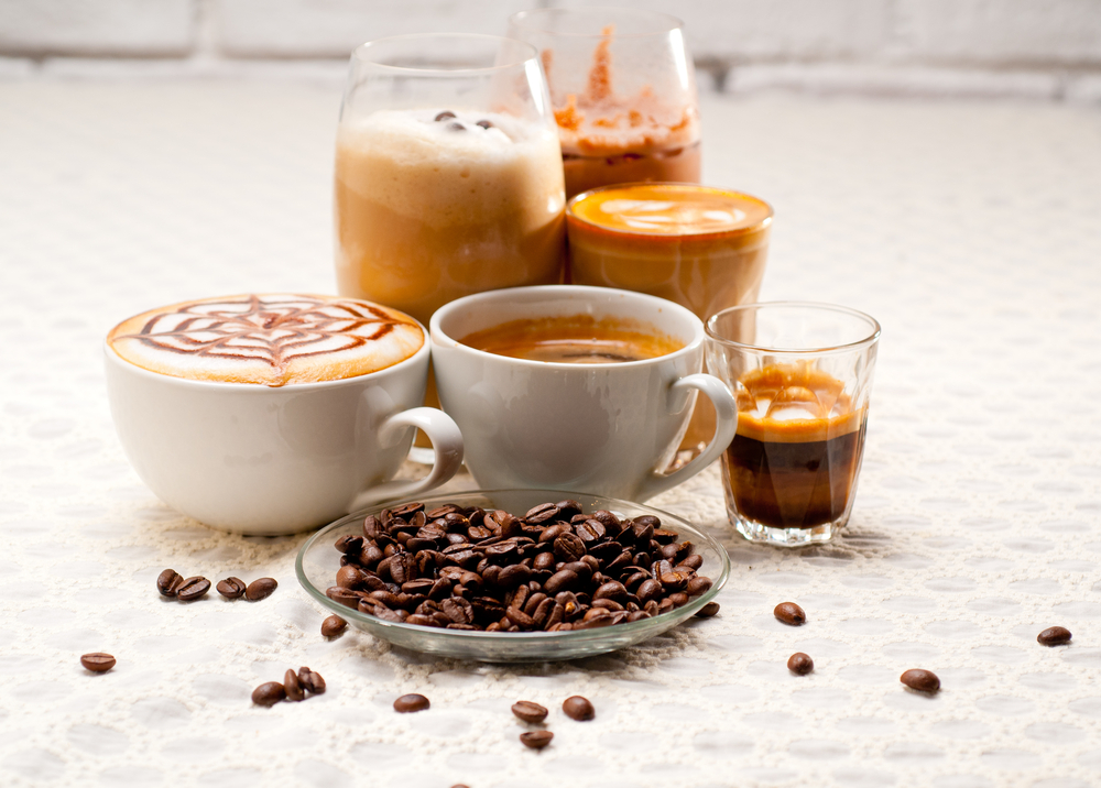 Healthy Hot Coffee Drinks