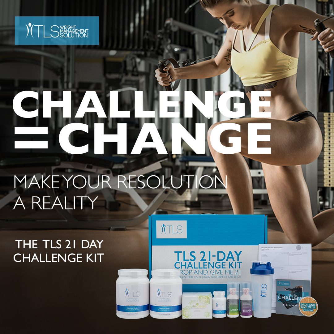 An Essential A Z On Quick Solutions In Weightlifting: TLS Product Of The Month: TLS® 21-Day Challenge Kit