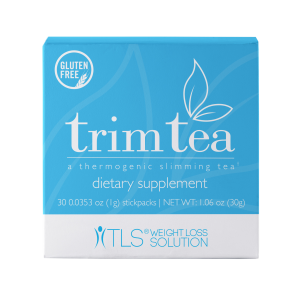 Image of the Trim Tea Dietary Supplement box