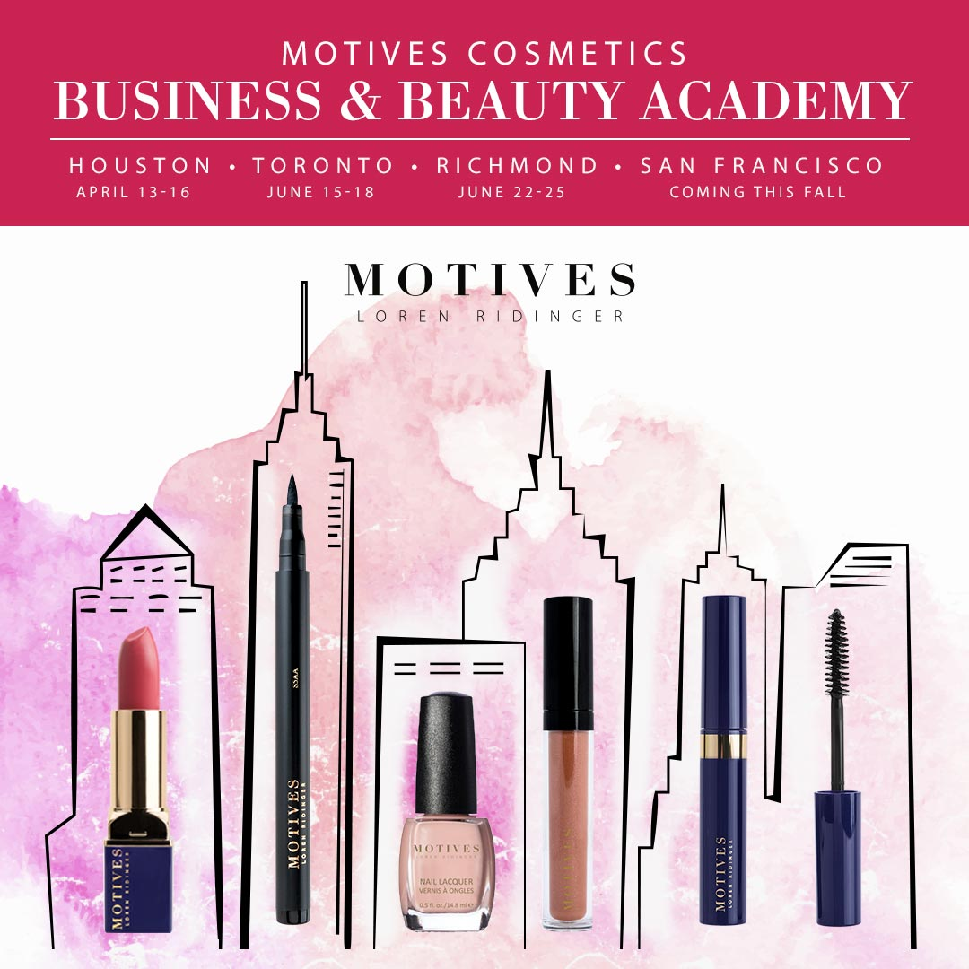 Motives Cosmetics Business Beauty