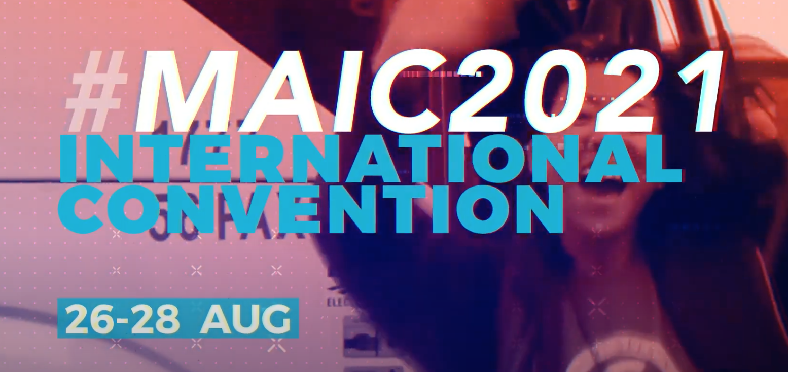 MAIC2021 get back to what you love